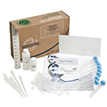 Edvotek 284 Laboratory Kit 4 Plant Pigment Chromatography and Photosynthesis, For 10 Lab Groups