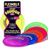 Aerobie Squidgie Flying Disc(Colors/Styles Vary)