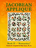 img - for Jacobean Applique: Book 2 -