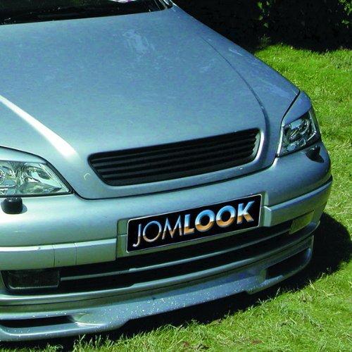 Kühlergrill JOM,Opel Astra G,ohne Emblem mit Gutachten