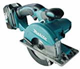 Makita BCS550RFE 18V Li-ion Metal Cutting Saw with 2 x 3.0Ah Batteries