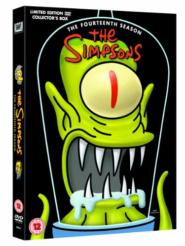 The Simpsons – Season 14 (Limited Edition Kang