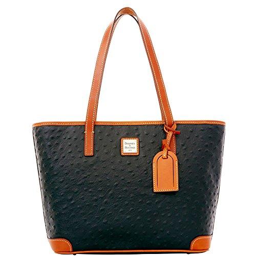 dooney-bourke-ostrich-emb-charleston-shopper-bag-black