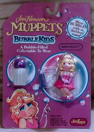 Jim Hensons Muppets Miss Piggy Bubble Kids (1992)