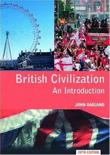 British Civilization: An Introduction, 5th edition (2002)
