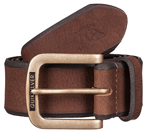 Quiksilver-Cintura da uomo On The Edge Belt, Uomo, Gürtel On The Edge Belt, demitasse, 34