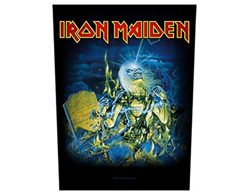 Iron Maiden - Live after Death - Grande Toppa/Patch