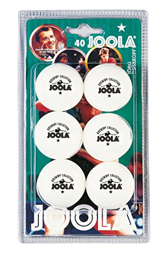 Joola Tt Ball - Pelota de ping pong, color naranja