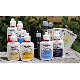 PondCare 164M Complete Pond Water Test Kit