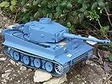 HengLong 1/16 タイガーI型(金属キャタピラ・BB・サウンド・発煙仕様)German Tiger I Tank Metal Tracks