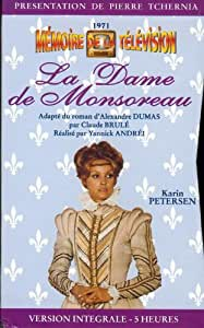 La Dame de Monsoreau - coffret 4 VHS