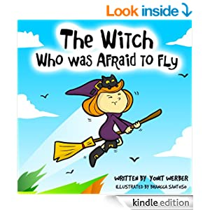 Plot of the book witch child