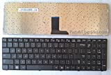 Laptop Replacement Keyboard with Fr