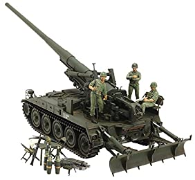 タミヤ・イタレリシリーズ No.21 アメリカ自走カノン砲 M107 ″ベトナム戦争″ 37021