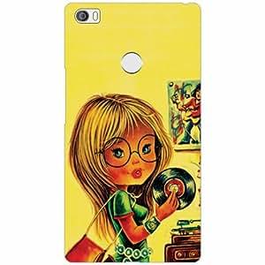 Printland Phone Cover For Xiaomi Mi Max