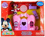 Fisher Price Mickey Mouse Clubhouse Minnie Bow-Tique Playset and Figure