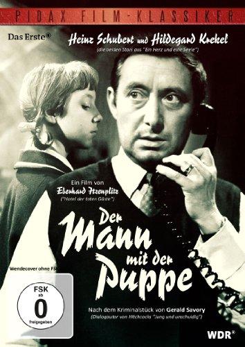 Pidax Film-Klassiker: Der Mann mit der Puppe