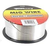 Forney 42296 Mig Wire, Aluminum Alloy ER4043, .035-Diameter, 1-Pound Spool