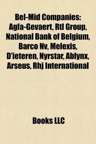 bel-mid-companies-agfa-gevaert-rtl-group-national-bank-of-belgium-barco-nv-melexis-dieteren-nyrstar-