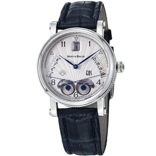 84a7480ae I found Martin Braun EOS 39 Men's Silver Dial Sunrise Sunset Automatic  Watch MB161SB list price $9,900.00. I think it lower than list price around  Black ...