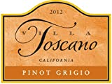 2015 Villa Toscano Winery California Pinot Grigio 750 mL