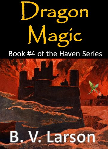 Dragon Magic (Book #4 of the Haven Series)