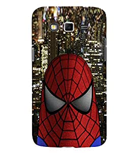 EPICCASE Spider Thumb Mobile Back Case Cover For Samsung Galaxy Grand Prime (Designer Case)