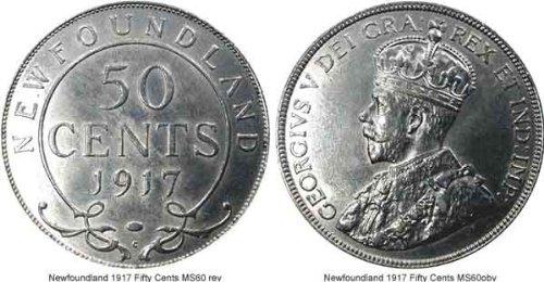 Newfoundland 50-Cent P...