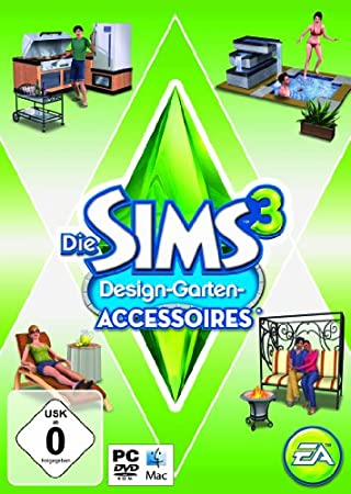 Die Sims 3: Design-Garten-Accessoires (Add-On)