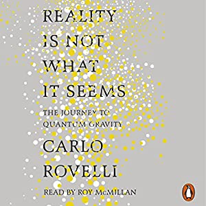 Reality Is Not What It Seems Audiobook
