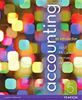 Accounting an introduction, 5th Edition Front Cover