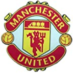 OFFICIAL MANCHESTER UNITED FC crest a...