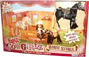 Bratz Horse Stable New