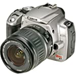Canon Rebel XT DSLR Camera with EF-S...