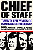 img - for Chief of Staff: Twenty-Five Years of Managing the Presidency book / textbook / text book
