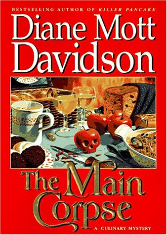 The Main Corpse, Davidson,Diane Mott