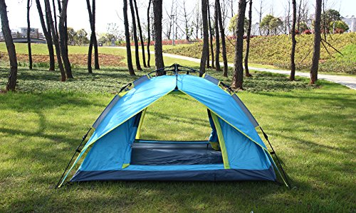 Sha Mo Camel 2 Person Instant Backpacking Tents