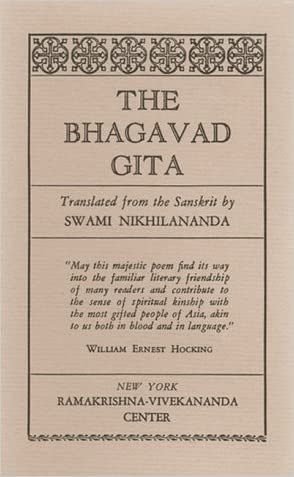 Bhagavad Gita : Pocket Edition