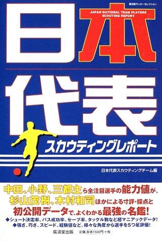 日本代表スカウティングレポート