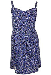 Jessica Simpson Women's Patterned Sleeveless Dress