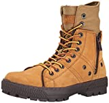 Levis Men s Sahara Nubuck Canvas Engineer Boot Wheat 11 D(M) US