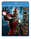 Cover art for  Iron Man 2 (Three-Disc Blu-ray/DVD Combo)