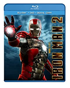 Iron Man 2 (Three-Disc Blu-ray/DVD + Digital Copy)
