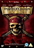 Pirates Of The Caribbean - The Curse of the Black Pearl (The Lost Disc Special Edition 3 Disc Gift Set) [DVD]