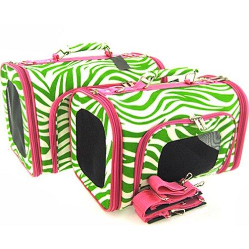 Pink Zebra Bed In A Bag front-449349