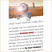 Winning Mars (       UNABRIDGED) by Jason Stoddard Narrated by Tom Dheere