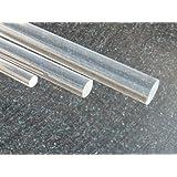 Plexiglas® XT, Rundstab klar,Ø 7 mm Lang 1000 mm farblos alt-intech®