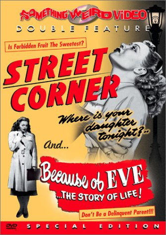 Street Corner & Because of Eve [DVD] [1948] [Region 1] [US Import] [NTSC]