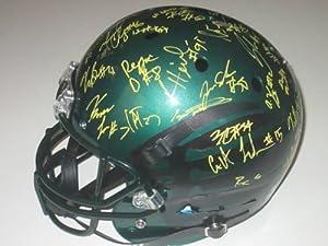 2012 University of Oregon Ducks Team Autographed Signed Custom Duck Wings Schutt... by Southwestconnection-Memorabilia