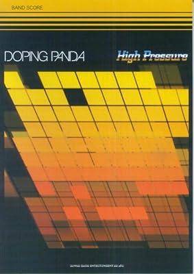 バンドスコア DOPING PANDA/High Pressure